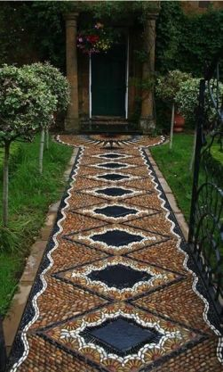 Mosaic Patio 85